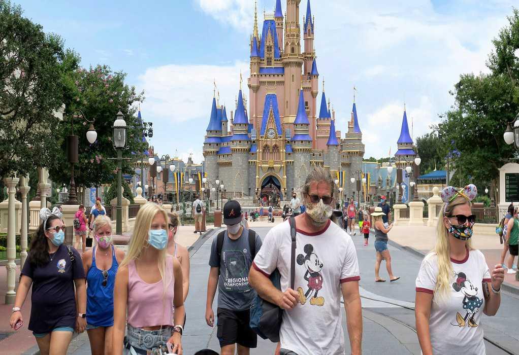 Η Disneyland στο Παρίσι αναβάλλει την επαναλειτουργία της λόγω της πανδημίας