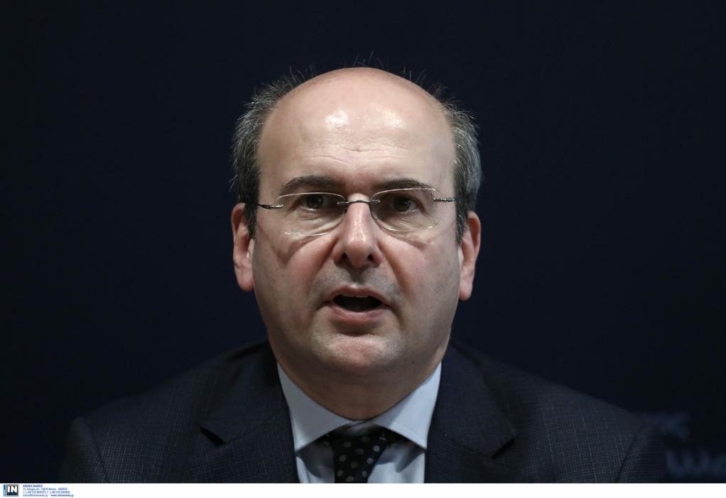 Χατζηδάκης: Ικανοποίηση για το κοινοπρακτικό δάνειο προς τον ΑΔΜΗΕ