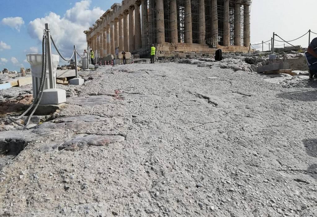 Ακρόπολη: Κλείνει εκτάκτως συγκεκριμένες ώρες την Κυριακή ο αρχαιολογικός χώρος