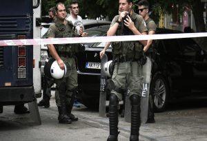 Εξάρχεια: Σύλληψη πέντε ατόμων κατά την εκκένωση του υπό κατάληψη κτηρίου