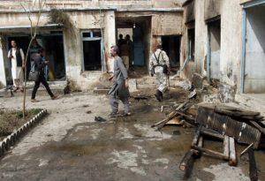 Φονική έκρηξη με 13 νεκρούς στο Αφγανιστάν