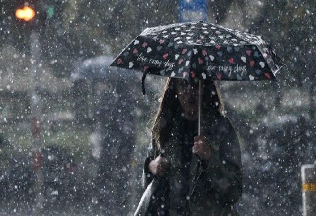 Έκτακτο δελτίο καιρού – Έρχονται βροχές και καταιγίδες