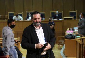 Στις Βρυξέλλες το αίτημα των ελληνικών αρχών για άρση ασυλίας του Λαγού