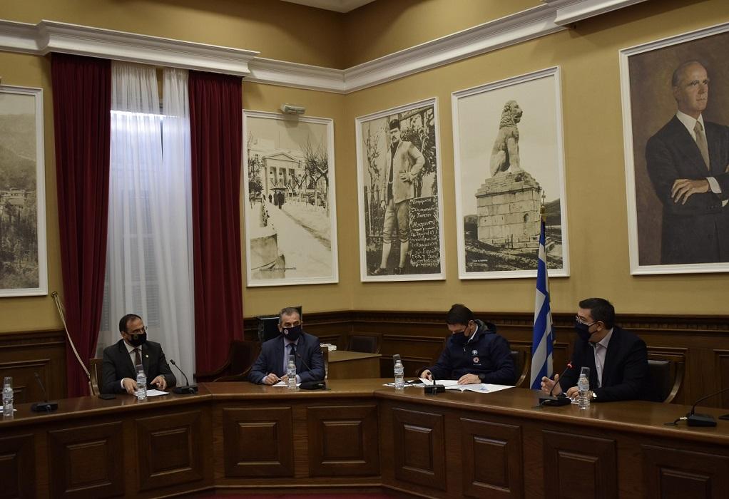 Νέα έκτακτα μέτρα στις Σέρρες για τον περιορισμό του κορωνοϊού