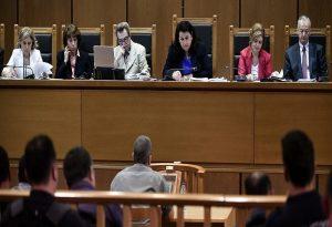 Δίκη Χρυσής Αυγής: Τη Δευτέρα η αγόρευση της εισαγγελέως