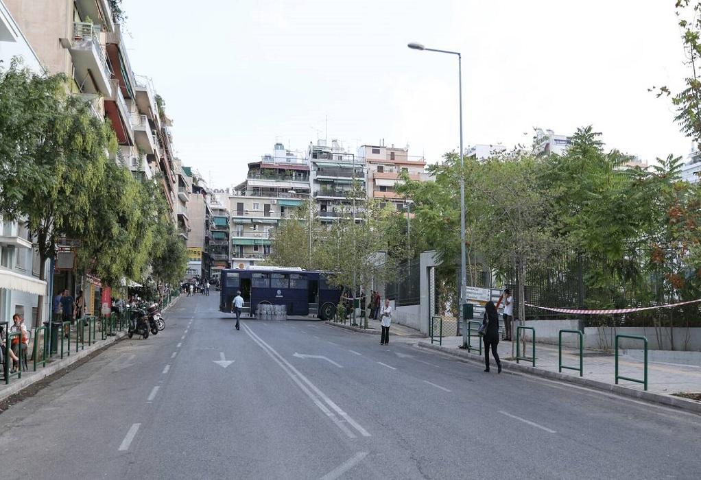 Δίκη Χρυσής Αυγής: Κλειστοί οι δρόμοι γύρω από το Εφετείο Αθηνών