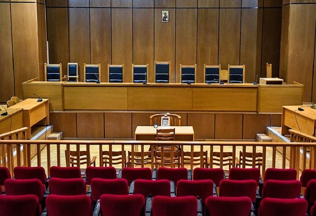 Ξεκινά η πανελλαδική λειτουργία των δικαστηρίων από Δευτέρα 10 Μαΐου