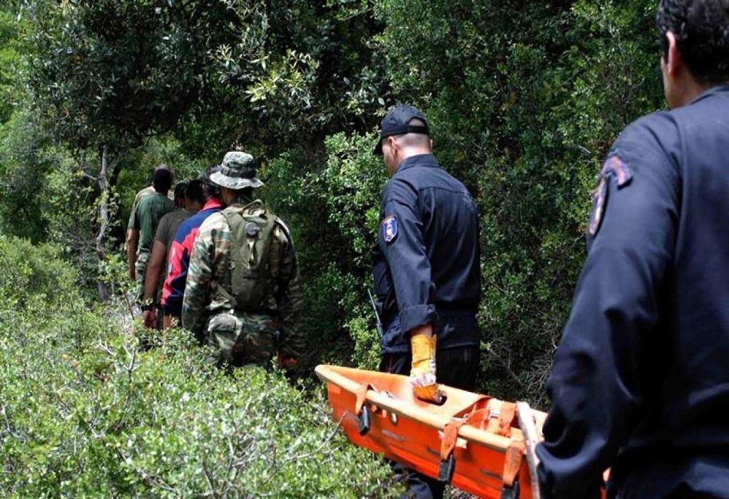 Καστοριά: Νεκρός ο οδηγός που έπεσε σε χαράδρα