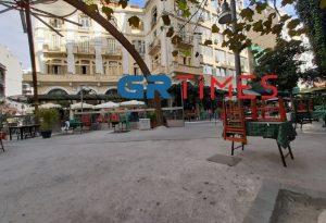 Θεσσαλονίκη: Καμπάνα 3.000 ευρώ και «λουκέτο» σε εστιατόριο