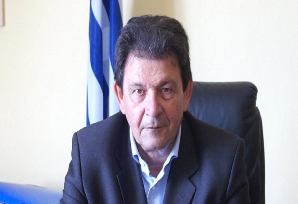 Κορωνοϊός: Απεβίωσε ο τέως δήμαρχος Πάρου, Χρήστος Βλαχογιάννης