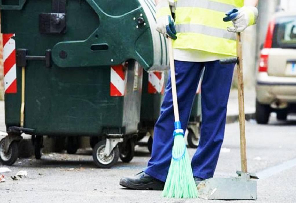 Θεσ/νίκη: Κρούσμα κορωνοϊού στην καθαριότητα του δήμου