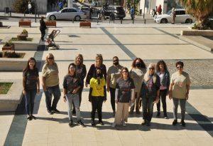Δράση ενημέρωσης για την πρόληψη του καρκίνου του μαστού στα Μουδανιά (ΦΩΤΟ)