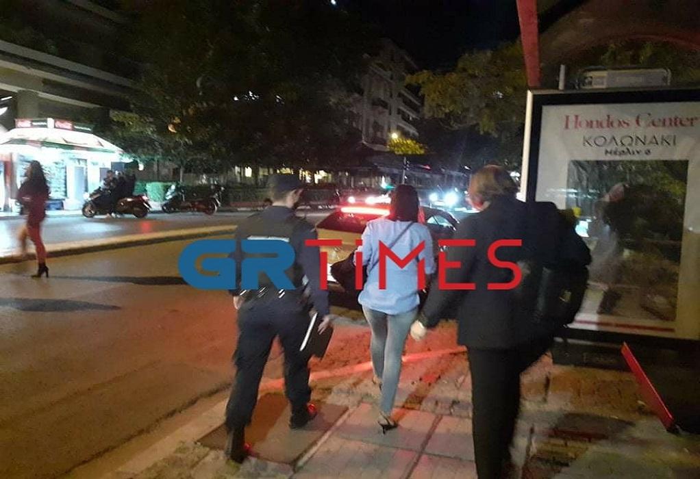Η πρώτη νύχτα με απαγόρευση κυκλοφορίας για την Αθήνα