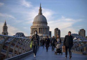 Κορωνοϊός: Αυστηρότερα περιοριστικά μέτρα από το Σάββατο στο Λονδίνο
