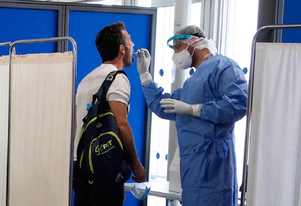 Διεξαγωγή rapid test από κινητή μονάδα του ΕΟΔΥ αύριο στις Σέρρες