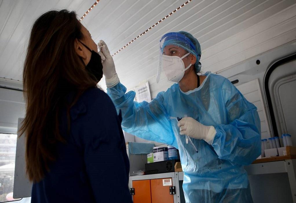 Κορωνοϊός: Δωρεάν rapid test στο Περιστέρι