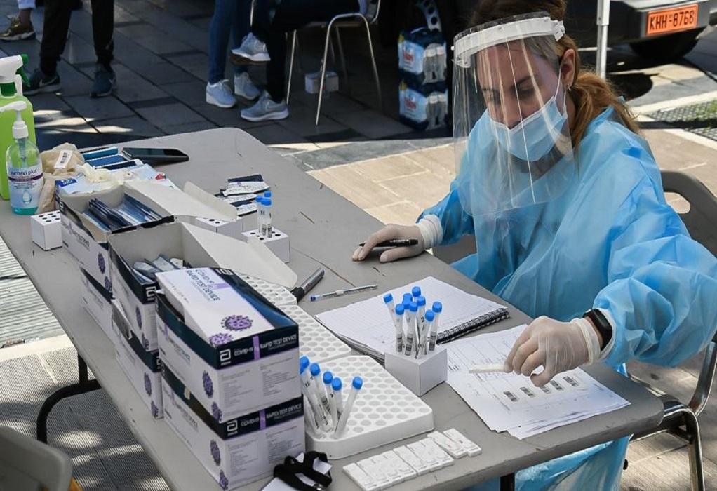 Κορωνοϊός: Πώς κατανέμονται τα 1.211 κρούσματα σε όλη τη χώρα