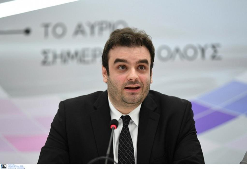 Πιερρακάκης: Οι ψηφιακές επενδύσεις θα φέρουν πίσω τους Έλληνες που έφυγαν με την κρίση