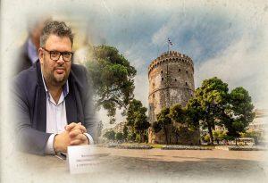 Ιακώβου: Για να πάει μια πόλη μπροστά, χρειάζεται σύνθεση απόψεων και δυνάμεων