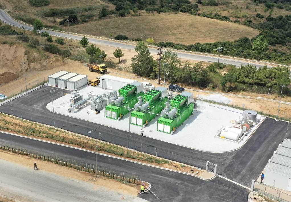 Μαζί ΤΙΤΑΝ και ΤΕΡΝΑ Ενεργειακή σε ΣΔΙΤ διαχείρισης απορριμμάτων