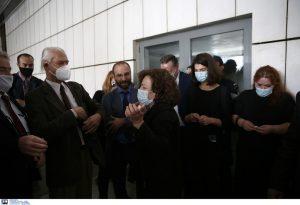 Δίκη ΧΑ: Συγκλόνισε η Μάγδα Φύσσα στο άκουσμα της απόφασης