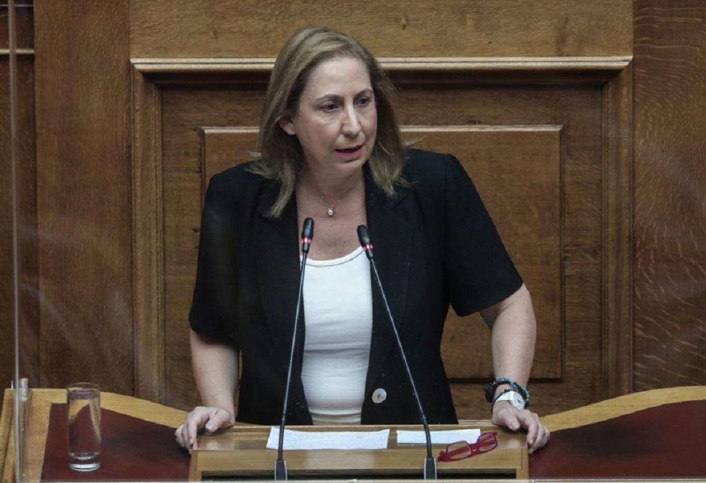 Ξενογιαννακοπούλου: Να πληρωθούν οι συνταξιούχοι τα αναδρομικά που δικαιούνται (VIDEO)