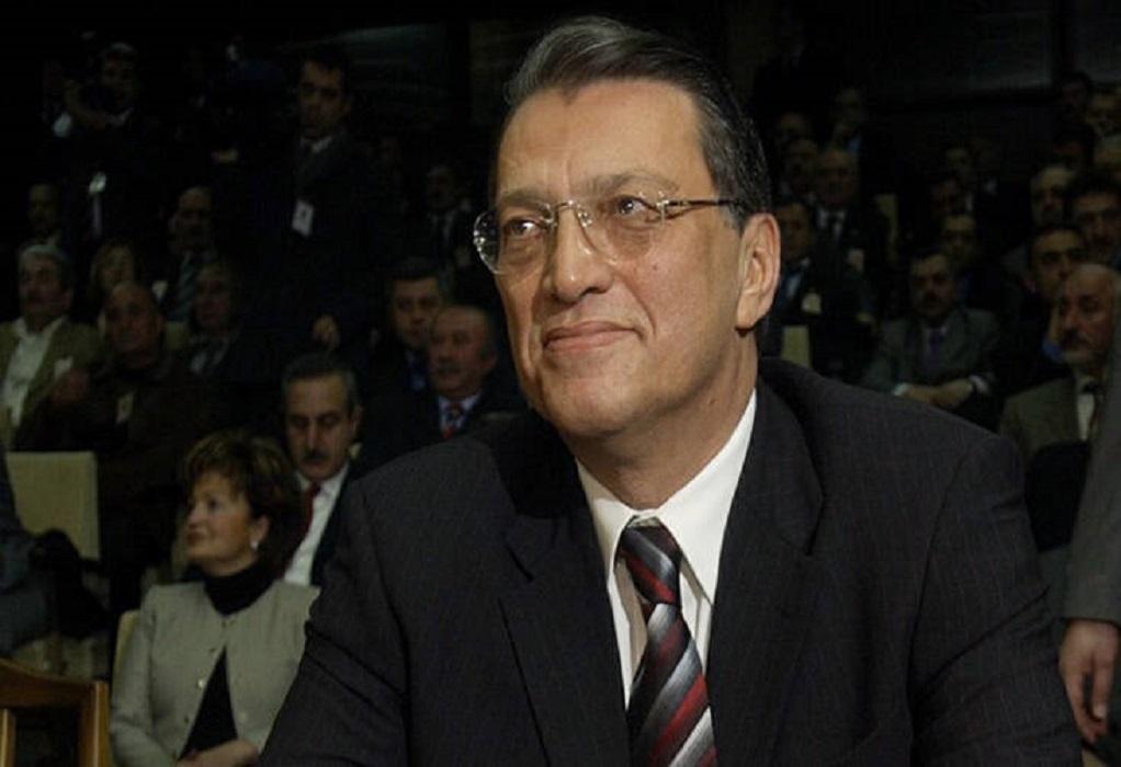 Πέθανε ο πρώην πρωθυπουργός της Τουρκίας, Μεσούτ Γιλμάζ
