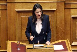 Κεραμέως: Αυξάνονται κατά 142 εκ. ευρώ οι δαπάνες για την παιδεία