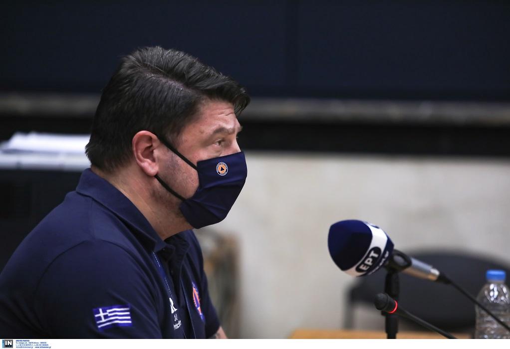 Χαρδαλιάς: Εξαιρετικά κρίσιμη η κατάσταση στις Σέρρες (VIDEO)