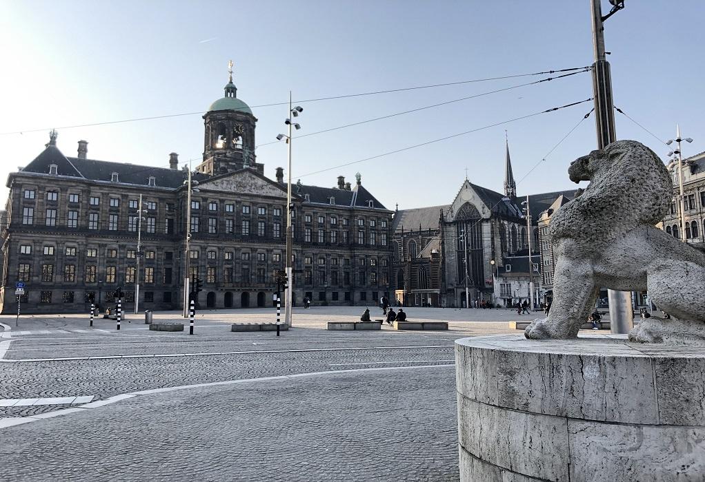 Ολλανδία: Χιλιάδες διαδήλωσαν στο Άμστερνταμ κατά του lockdown
