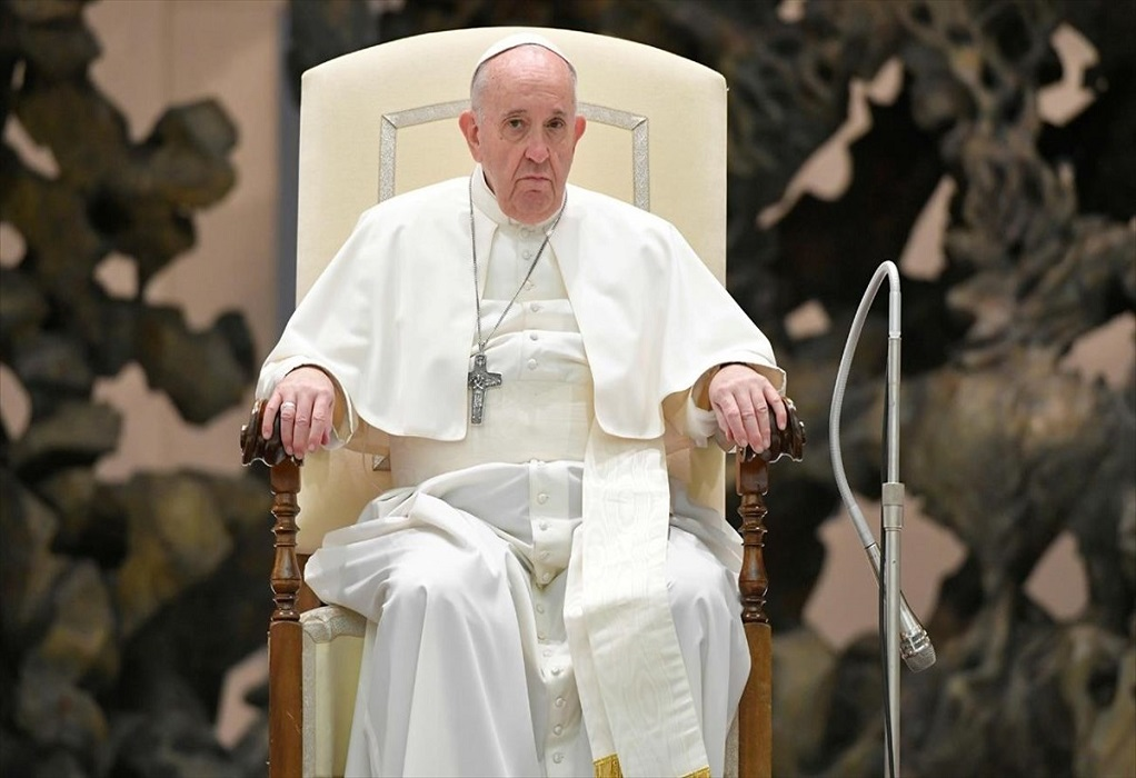 Το μήνυμα του Πάπα Φραγκίσκου στο Τζο Μπάιντεν