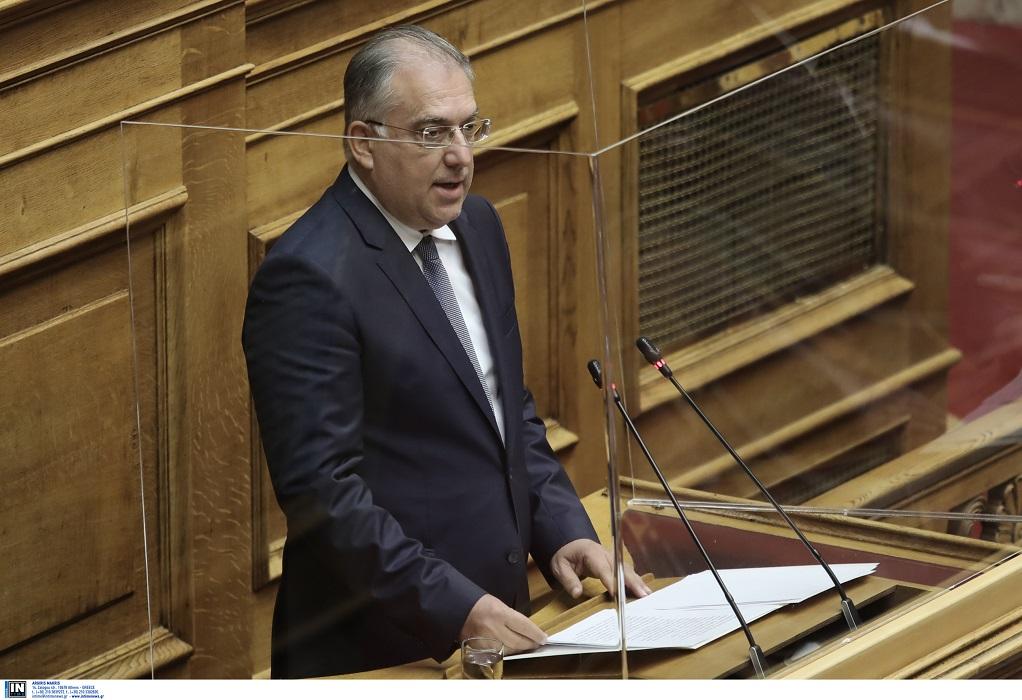 Θεοδωρικάκος: Η συσπείρωση του ΣΥΡΙΖΑ δεν επιτυγχάνεται με παλαιοκομματικούς τακτικισμούς (VIDEO)