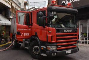 Θεσσαλονίκη: Μικρής έκτασης πυρκαγιά κοντά στα διόδια Μαλγάρων