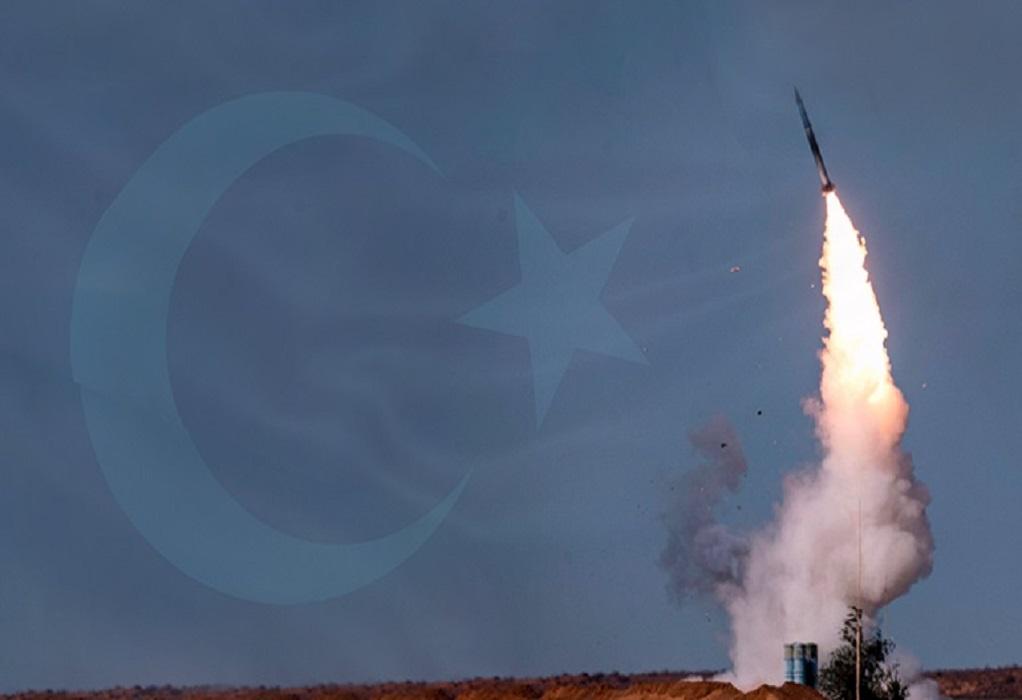 Οι Τούρκοι προχώρησαν σε δοκιμαστική βολή S-400 (VIDEO)