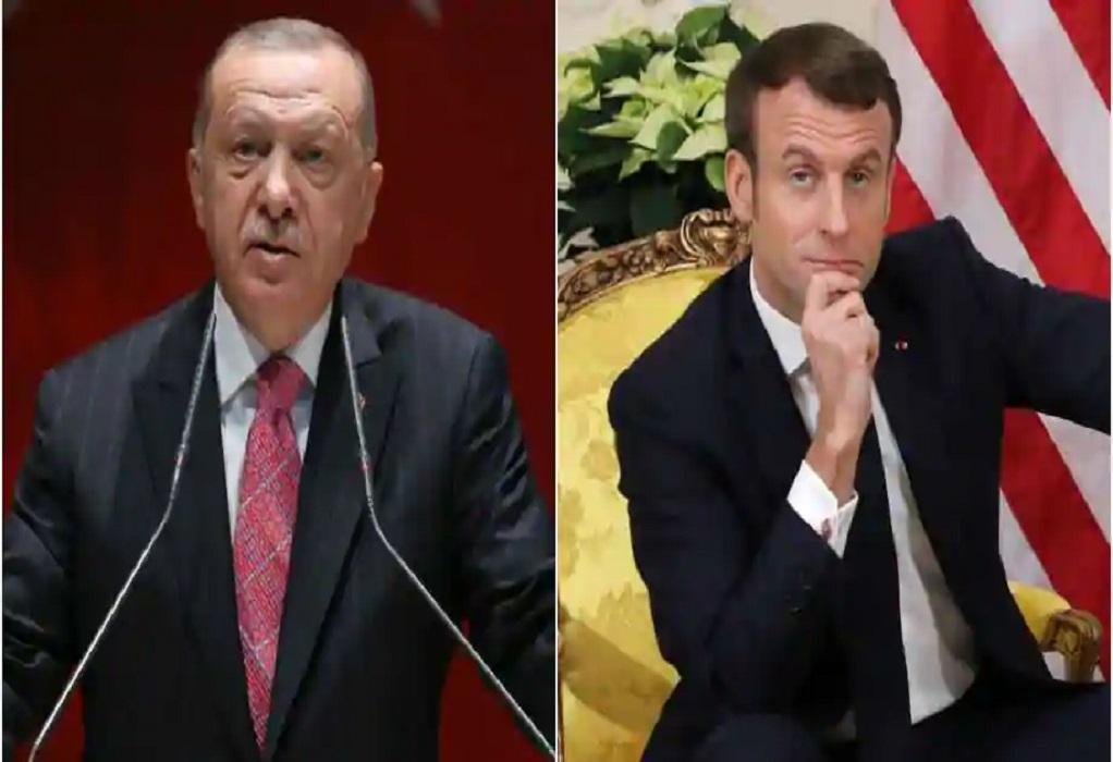 Ερντογάν: Ο Μακρόν έχασε τον δρόμο του