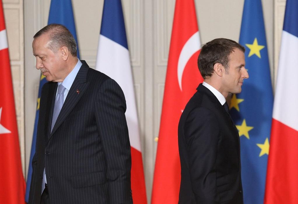 Γαλλία: Στα άκρα με την Τουρκία – Ανακαλεί τον πρέσβη της