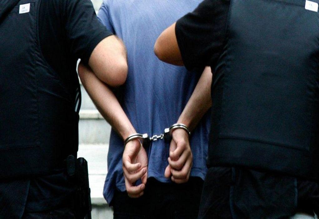 Συνελήφθη για κάνναβη και ναρκωτικά στη Χαλκιδική