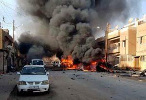 Συρία: Περισσότεροι από 6.800 νεκροί το 2020 – Ο χαμηλότερος απολογισμός από το 2011