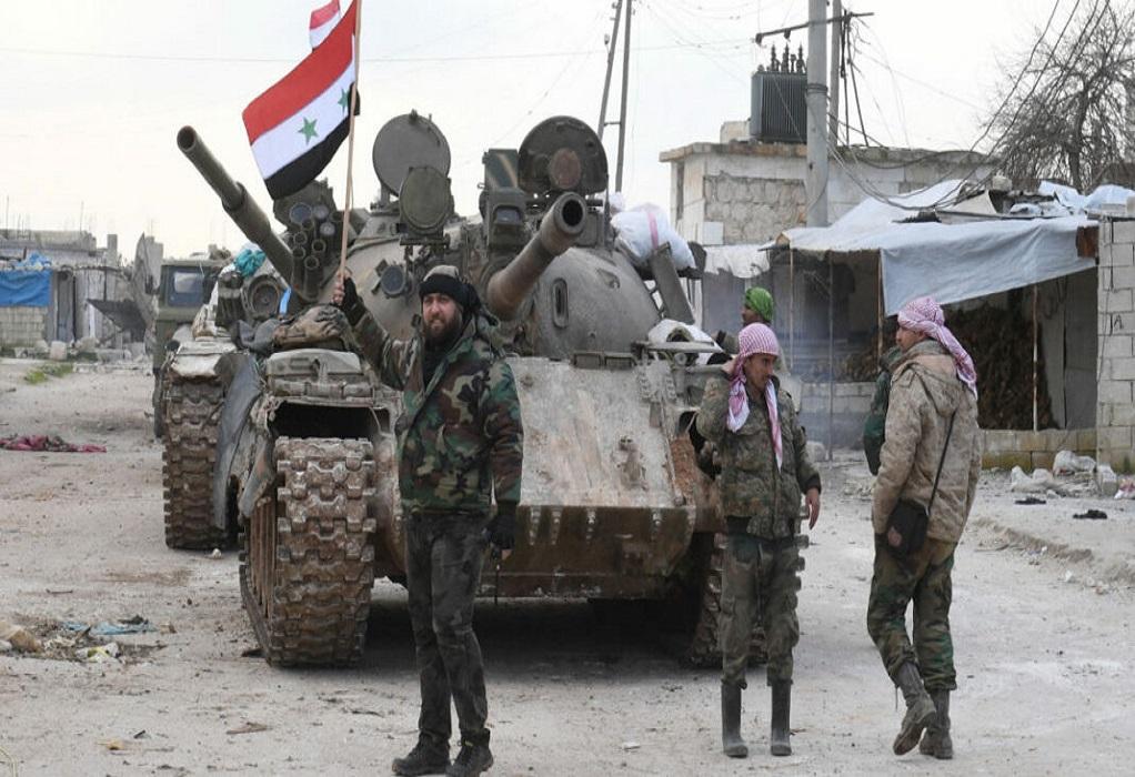 Συρία: Δεκαοκτώ νεκροί σε μάχες ανάμεσα σε στρατιώτες και τζιχαντιστές