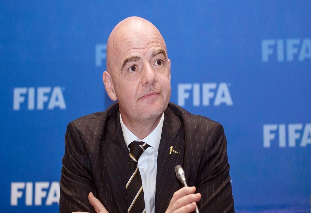 FIFA: Θετικός στον κορωνοϊό ο Τζιάνι Ινφαντίνο