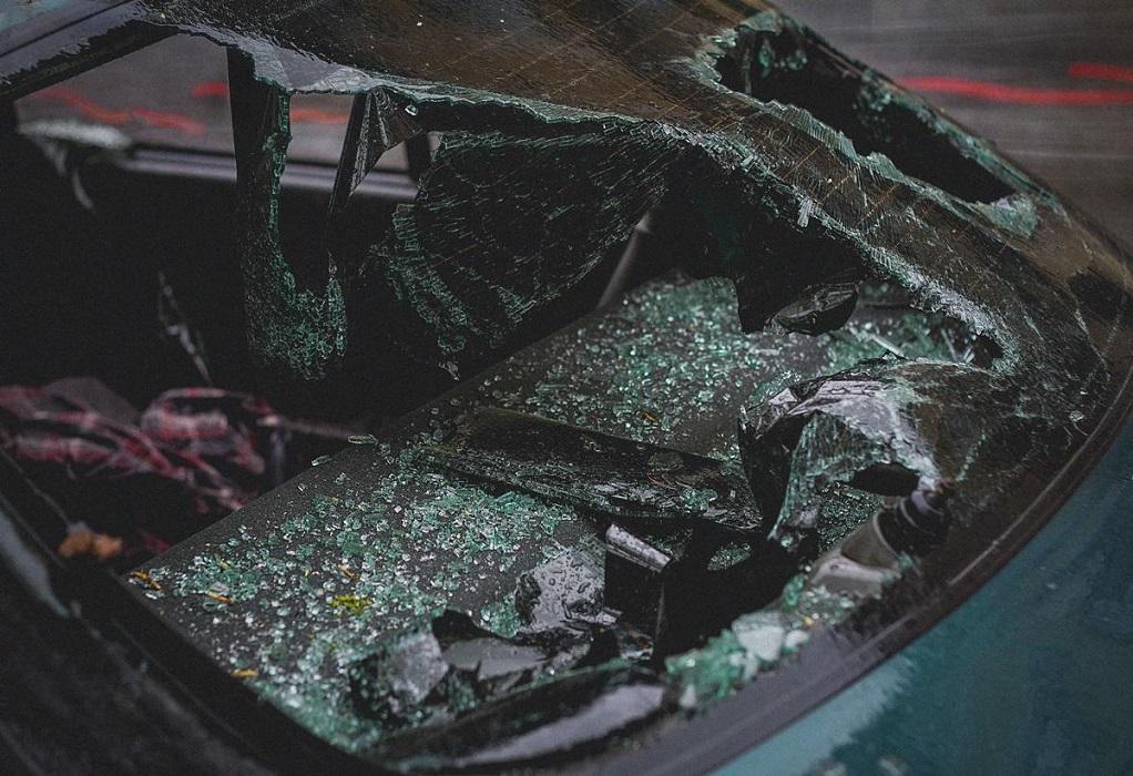 Σύγκρουση τεσσάρων οχημάτων στην ΕΟ Θεσσαλονίκης-Κιλκίς