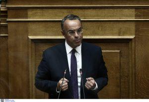 Σταϊκούρας: Η Αντιπολίτευση πάσχει από ένδεια επιχειρημάτων