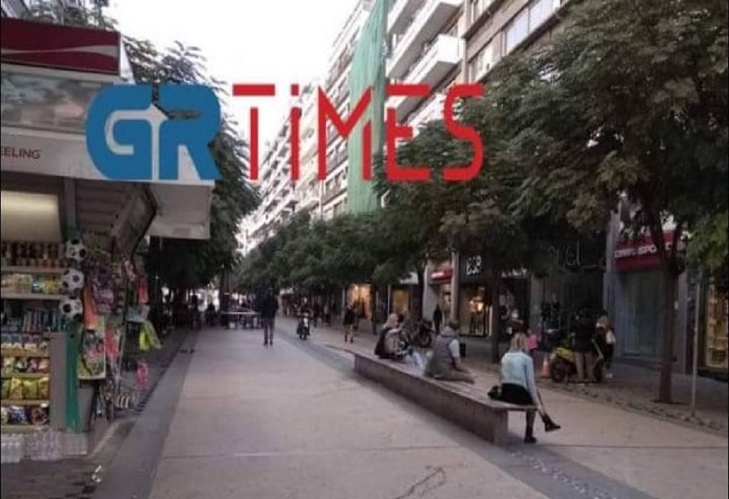 Θεσ/νίκη: Πρώτη μέρα με… μάσκες παντού – Δείτε εικόνα από την Αγ. Σοφίας (VIDEO)