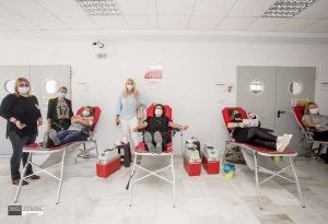 Ολοκληρώθηκε με επιτυχία η εβδομάδα αιμοδοσίας στο Δ. Πυλαίας Χορτιάτη