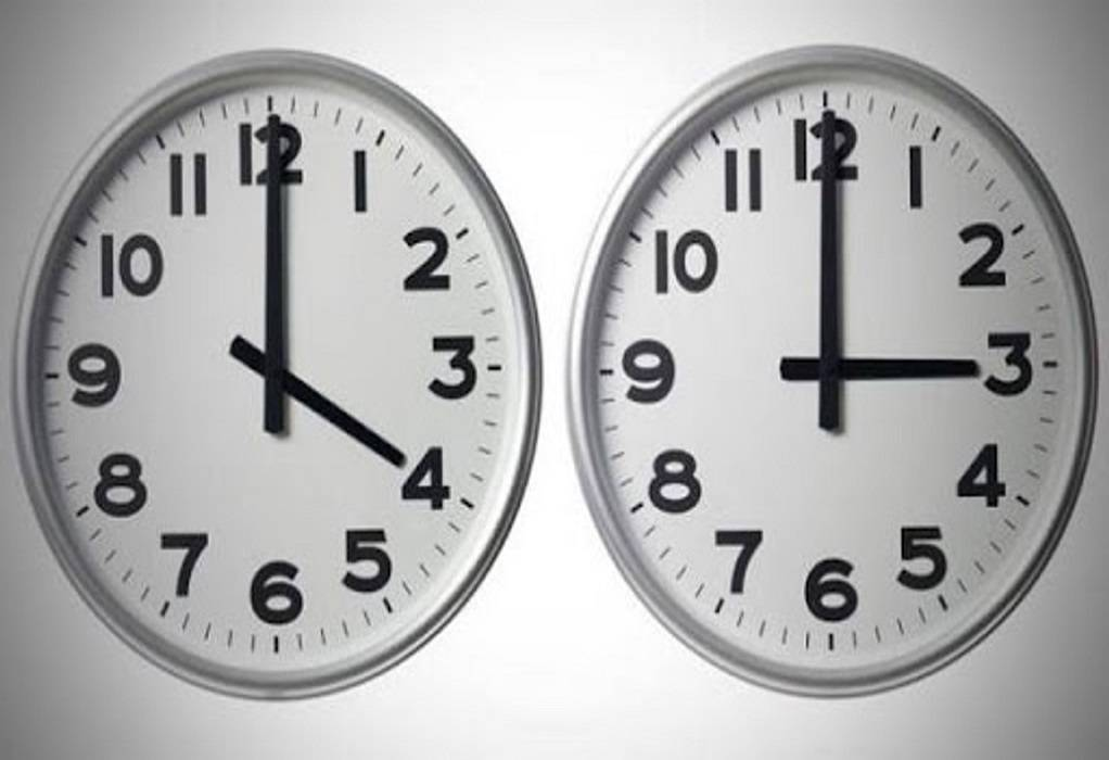 Αλλάζει η ώρα σήμερα – Τι προβλέπεται για τις αλλαγές