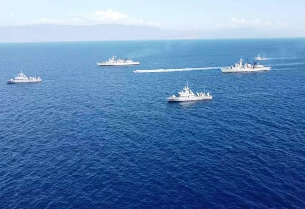 Σε επιφυλακή οι ένοπλες δυνάμεις για το Oruc Reis