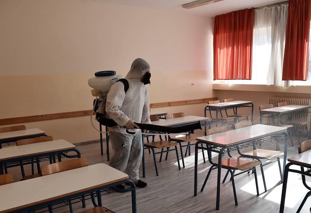 Νεάπολη-Συκιές: «Καμπανάκι» Διανιηλίδη για τα κρούσματα