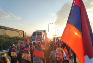 Έκλεισαν το Τελωνείο των Κήπων Έλληνες και Αρμένιοι (VIDEO)