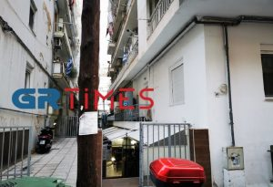 Θεσσαλονίκη: Εντοπίστηκε πτώμα σε προχωρημένη σήψη (ΦΩΤΟ)