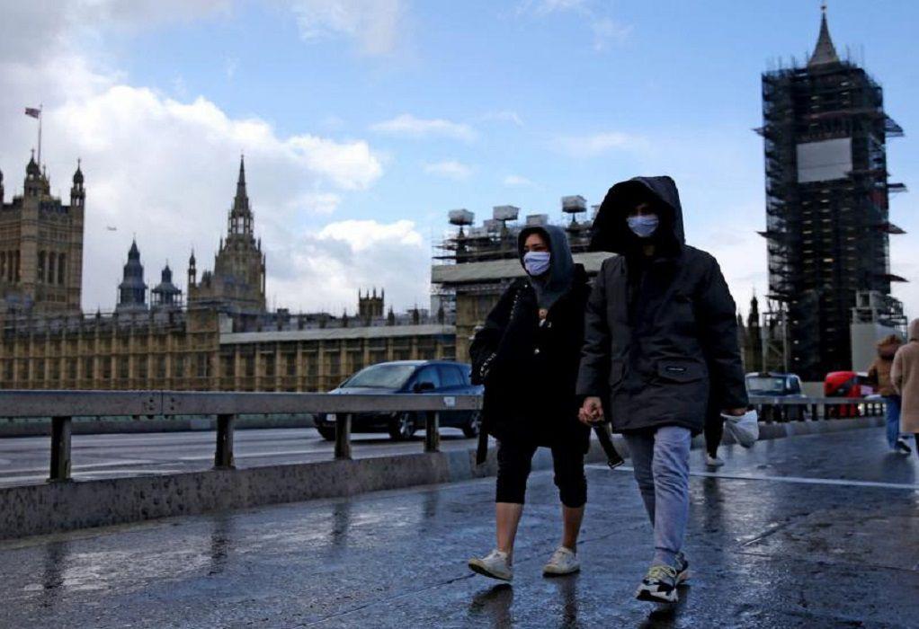 Βρετανία-ΥΠΕΞ: Δεν είναι αναπόφευκτο ένα lockdown σε εθνικό επίπεδο